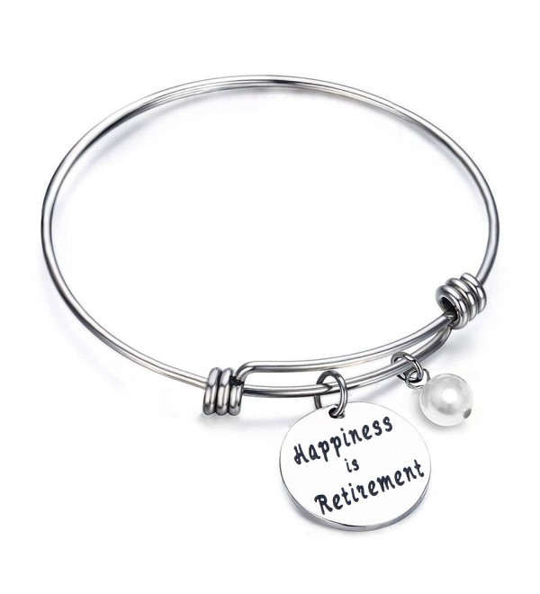 SEIRAA Retirement Happiness Adjustable Thanksgiving - bracelet - CH186HIA3SI