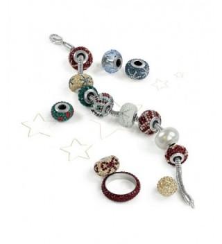 Golden Ribbon Bracelet European Charms in Women's Link Bracelets