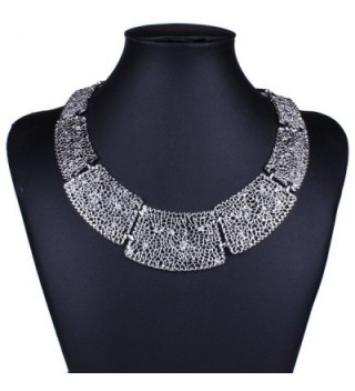 YAZILIND trapezoid Statement Necklace Jewelry in Women's Choker Necklaces