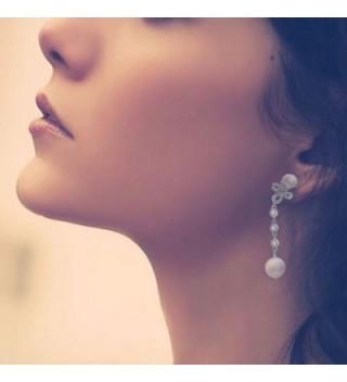 Forever Sterling Silver Teardrop Earrings