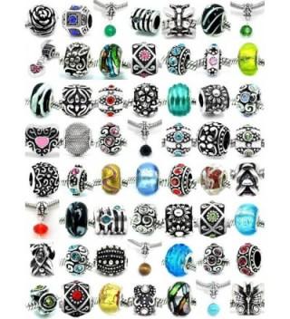 Pro Jewelry Assorted Crystal Bracelets - CM11L4AXPLR