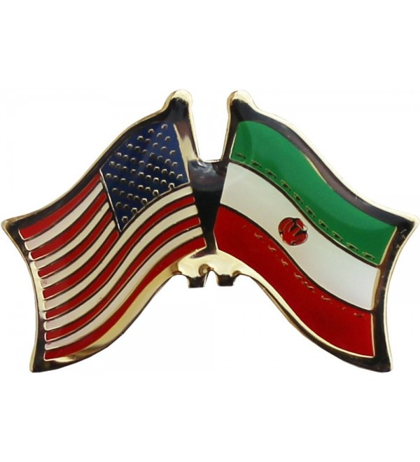 Iran - Friendship Lapel Pin - CP111FPIE4Z