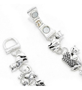 Bracelet Magnetic Closure Joons Collection in Women's Link Bracelets