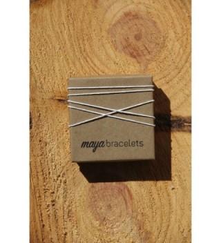 MayaBracelets Circular Knot Bangle Bracelet