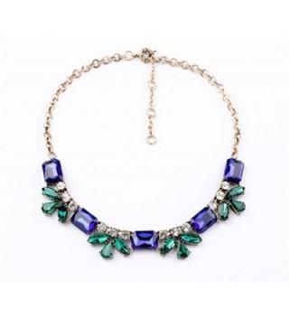 Fun Daisy Jewelry Vintage Retro Fashion Necklace - CC11N9UILAZ