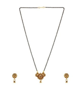 Traditional Historic Inspired Mangalsutra Tanmaniya