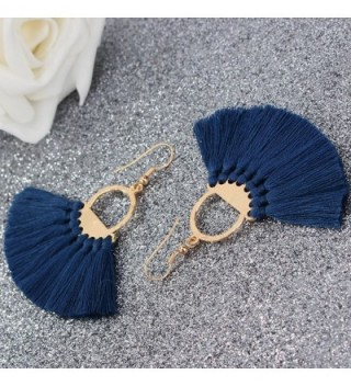 Mefezi Earrings Eardrop Tassel Fringe in Women's Drop & Dangle Earrings