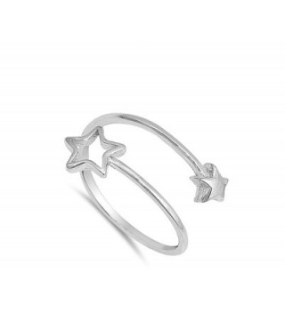 Thin Shooting Adjustable Sterling Silver