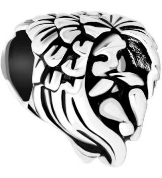 CharmSStory Mother's Day Heart Angel Baby Love Charms Silver Plated Beads For Bracelets - CF11V40P0GB