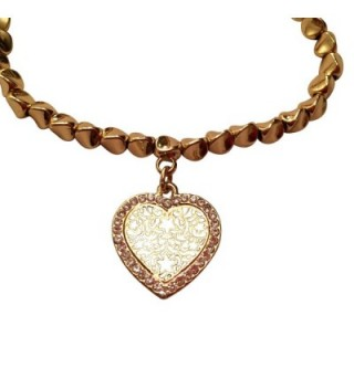 EverKid Elegant Bracelets Heart Charms