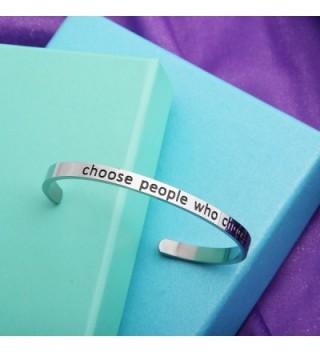 SEIRAA Choose Bracelet Confidence Jewelry