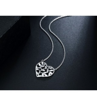 Rosa Vila Shaped Branch Necklace in Women's Pendants