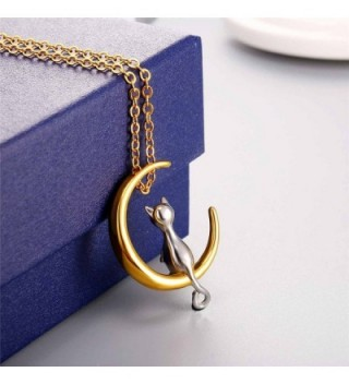 U7 Necklace Plated Collar Pendant in Women's Pendants