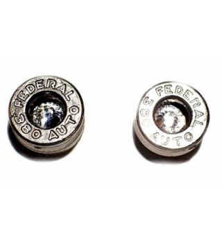 caliber Earrings Stainless Diamond crystal
