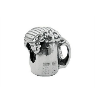 Zable Sterling Silver Beer Mug Bead / Charm - C41152573QT