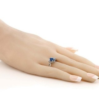 Royal Mystic Sterling Silver Available in Women's Statement Rings