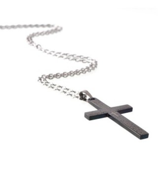 ASHMITA Fashion Stainless Crucifix Necklace