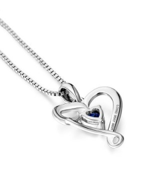 Necklace Long Way Girlfriend Christmas in Women's Pendants