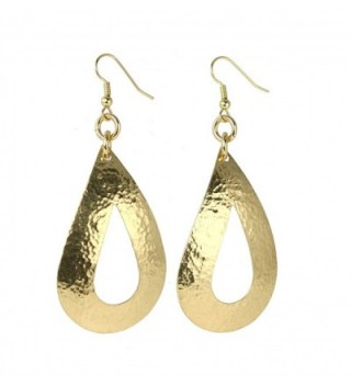 Hammered Earrings John Brana Jewelry in Women's Drop & Dangle Earrings