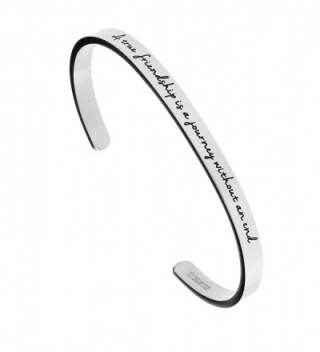 friendship journey without Stainless Bracelet