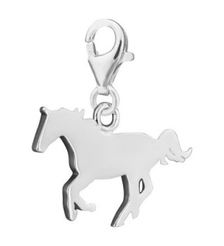 Thomas Sabo Horse Charm- Sterling Silver - CG11P2ACKP7