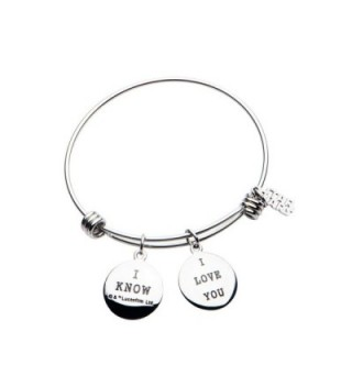 Star Princess Expandable Charm Bracelet