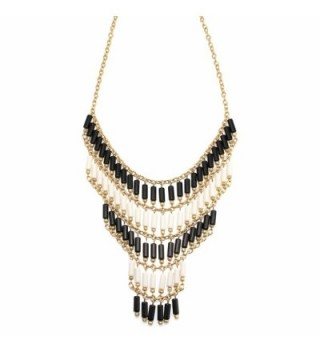 American Rag Necklace Gold Tone Statement