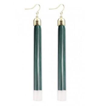 Mina Tassel Draping Shoulder Earring in Women's Drop & Dangle Earrings