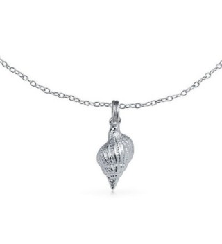 Bling Jewelry Sterling Seashell Nautical