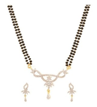 Bollywood Traditional Mangalsutra Earrings Jewellery