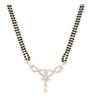 Bollywood Traditional Mangalsutra Earrings Jewellery in Women's Jewelry Sets