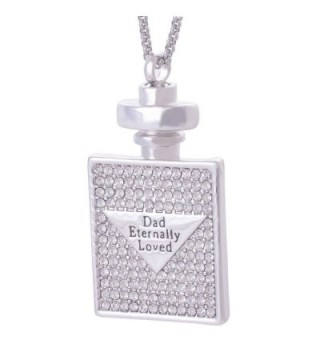 Michley Eternally Memorial Necklace Cremation in Women's Lockets