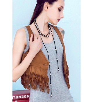 Cultured Necklace Leather Costume Jewelry