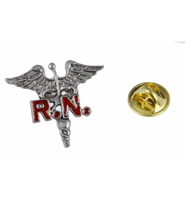 6030576 Nurse RN Lapel Pin Nursing Student Graduate LPN Nursing Assistant - CA1279AG495