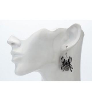 Szxc Jewelry Spider Earrings Halloween