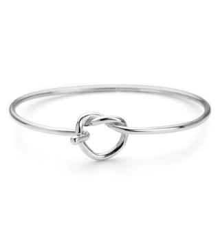 Sterling Silver Endless Openable Bracelet