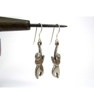 Mark Poulin Womens Earrings Hanging