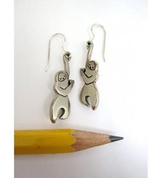 Mark Poulin Womens Earrings Hanging in Women's Drop & Dangle Earrings