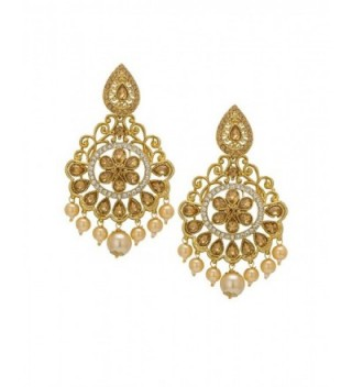 Bindhani Wedding Pakistani Zirconia Earrings