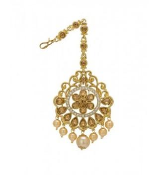 Bindhani Wedding Pakistani Zirconia Earrings in Women's Drop & Dangle Earrings