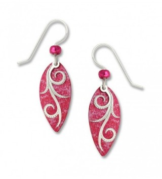 Adajio by Sienna Sky Berry Pointed Oval Tendrils Earrings 7401 - C411CTXRIYJ
