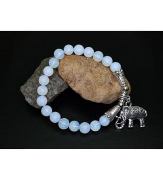 Falari Elephant Natural Bracelet B2448 WO