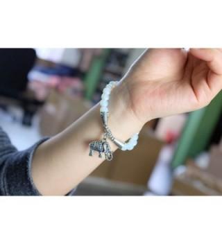 Falari Elephant Natural Bracelet B2448 WO in Women's Strand Bracelets