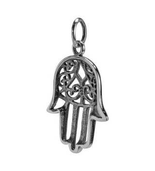 Swirl Passion Sterling Silver Pendant in Women's Pendants