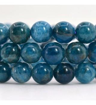 Natural Apatite Crystal Gemstone Bracelet