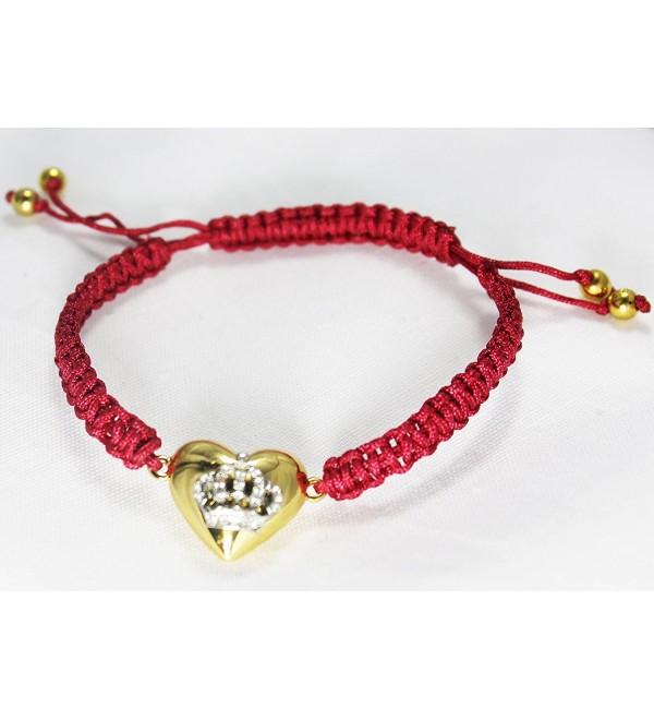Juicy Couture Friendship String Cord Bracelet - CO11S4MZ9KJ