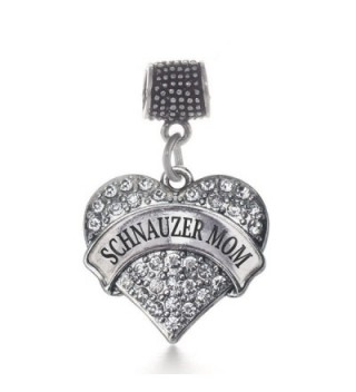Inspired Silver Schnauzer Bracelets Compatible - CM124RF9EN9