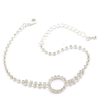 Topwholesalejewel Fashion Jewelry Womens Anklet Silver Plating - CE122ICYDFR