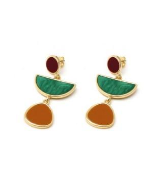 Delice N Delight Fashion Jewelry Women Earrings New York - CJ1872RNQN4