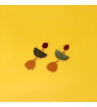 Delice Delight Fashion Earrings NewYork 14K in Women's Drop & Dangle Earrings